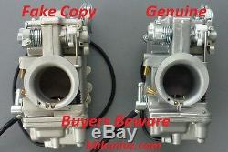 Mikuni Carburetor 45-5 HSR45 Easy Kit for Harley Davidson EVO & Twincam models