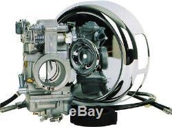 Mikuni HSR42 Carburetor Easy Kit Harley Twin Cam 1999-2006 EVO 1990-1999