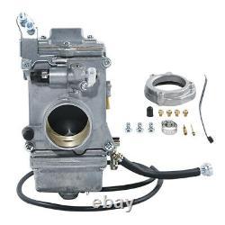 Mikuni HSR42mm HSR 42mm Carb Carburetor Kit Fit Harley Evo Evolution Twin Cam