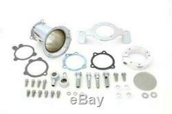 Mikuni Velocity Stack Kit For Hsr 40/42/45 Carburetor Harley Evo 1993-99 Fl Fx