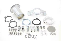 Mikuni Velocity Stack Kit For Hsr 40/42/45 Carburetor Harley Evo 1993-99 Fl Fx