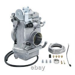 Motorcycle Carburetor Kit For HSR42 HSR 42mm Harley Davidson EVO & Twincam New