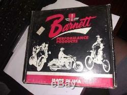NEW Barnett HDP-9K DS-223732 Clutch kit 1984-1989 EVO Harley Davidson