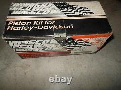 NEW WISECO High Performance Harley Davidson 1342cc EVO KIT O/S 005 # K1691
