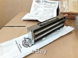 NOS OEM Harley Davidson Ironhead Evo Sportster Lockhart Oil Cooler Kit XLH XL