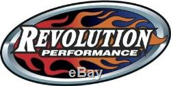 Revolution Performance 85 Big Bore Piston Kit 84-99 Harley Evo Big Twin Flat