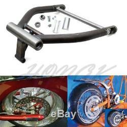 Right Side Drive RSD Fat Wide Tire Swingarm Kit 280 300 Tire Evo Harley Softail