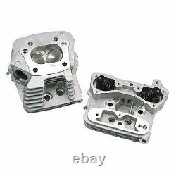 S And S Cycle 1989 Harley Davidson FXST Softail Standard HEAD KIT EVO BT BLK