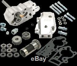 S&S Billet Oil Pump and Gear Kit 31-6296 Harley EVO Big Twin (92-99)