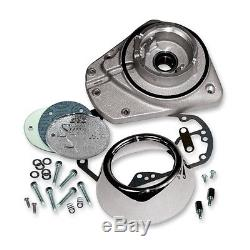 S&S Cam Cover Kit for Harley 1984-92 Evolution Evo Big Twin 25268-84A 31-0203