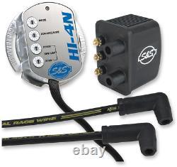 S&S HI-4N Ingitions 550-0502 Harley Evo Shovelhead XL (70-99)