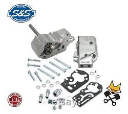 S&S HVHP OIL PUMP KIT HARLEY 1992-99 EVO With UNIVERSAL COVER 31-6208