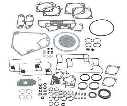 S&s Complete 3-5/8 Bore Engine Rebuild Gasket Kit Harley 1984-99 Evo 106-0992