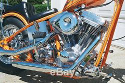S&s Super E Carburetor Carb Kit Harley Softail Flht Evo