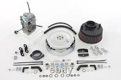 Sale Mikuni 45mm HSR Carburetor Kit for Harley EVO engines