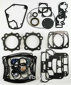 Ultima 1992-99 Engine Evo Evolution Complete Harley Gasket Kit Softail Dyna