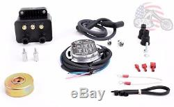Ultima Single Fire Programmable Ignition Coil Kit Harley Evo Big Twin & XL