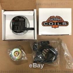 Ultima Single Fire Programmable Ignition Kit with Coil Harley Evo Big Twin & XL