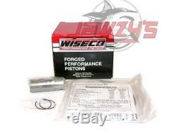Wiseco Piston Kit 3.518 Front 101 Harley Davidson Evo Big Tw1340 1984-1999