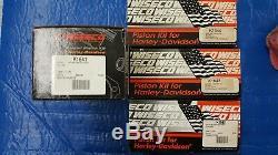 Wiseco Piston Kit K1642 Harley Evo Big Twin 1340 1984-1999 4722p2 3517x 8.51